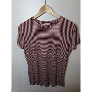 Zara | Red stripe tee